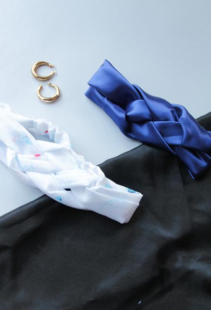 BLUE & WHITE (CINTILLOS)