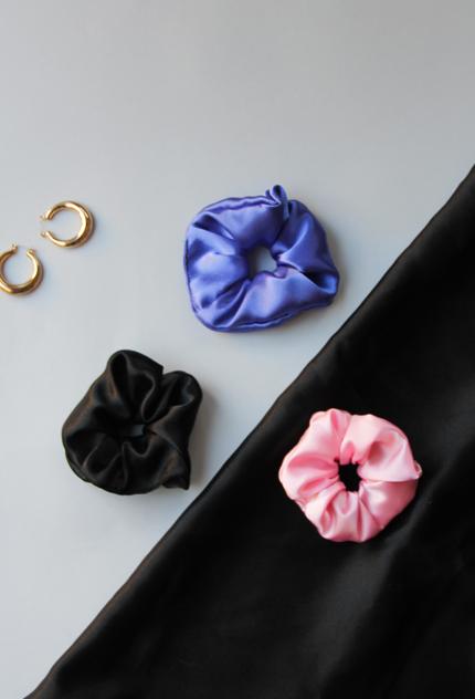 ROSE, BLACK & BLUE (PACK COLETS)